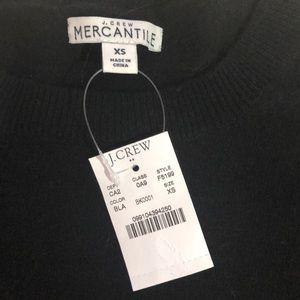 J. Crew Sweaters - J. Crew Mercantile Black Long Sleeve Sweater XS